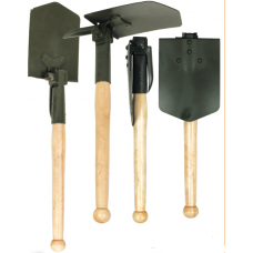 Mil-Spec German Style Pick Shovel