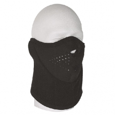 Fleece Flask Mask Black