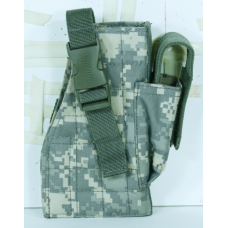 Large Frame Adjustable Hip Holster