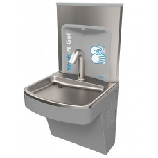 EZ Wash-N-Go!™ Indoor Retrofit Hand Sink