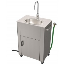 PS1015 Hose Supply/Waste Portable Sink