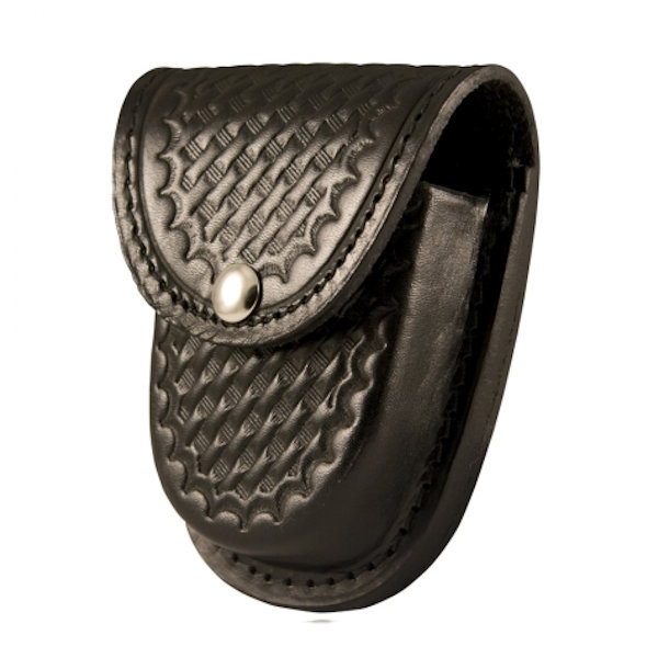 5514 Boston Leather handcuff case