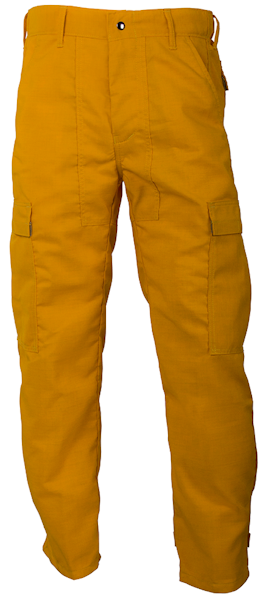 crewboss classic brush pants in 6 oz. nomex