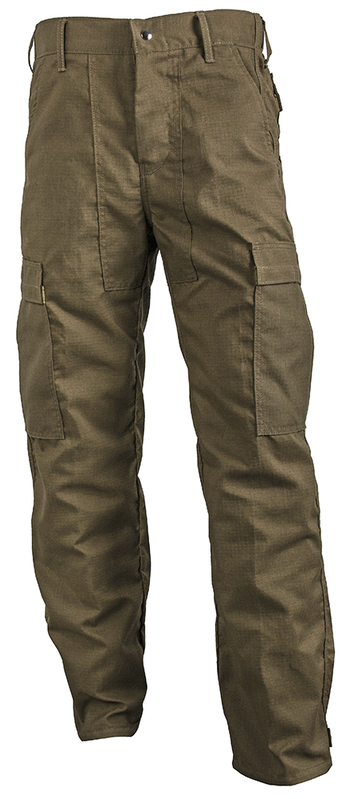 crewboss advance fabric brush pants