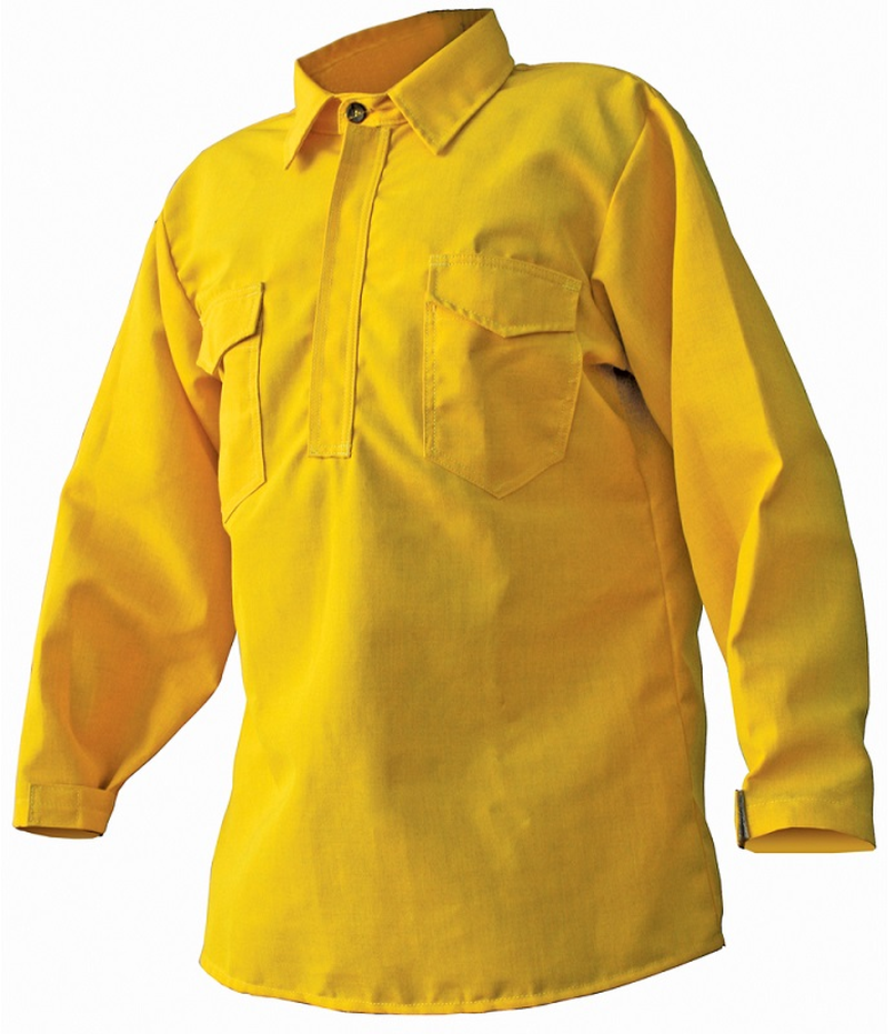 crewboss hickory brush shirt