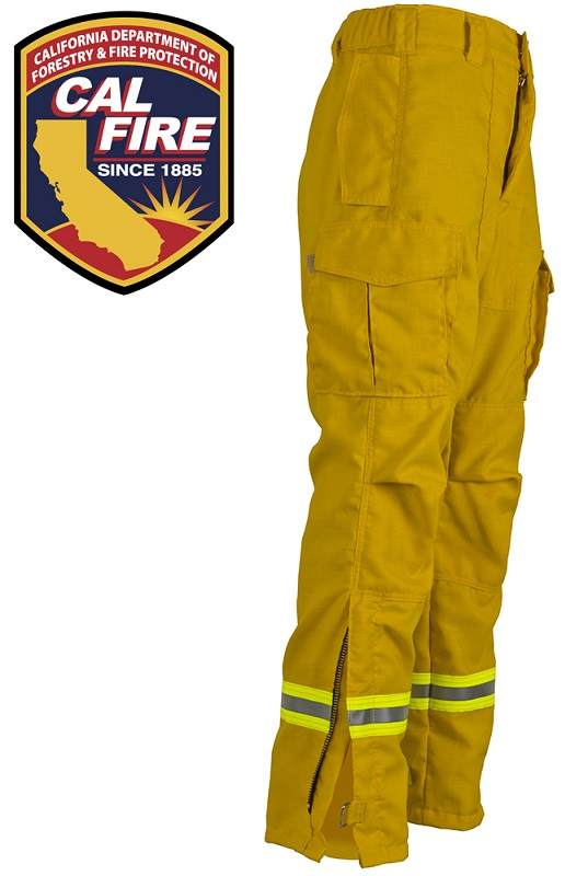 crewboss cal fire pants