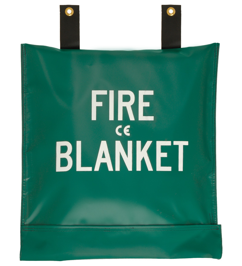 jsa-1003 fire blanket with bag