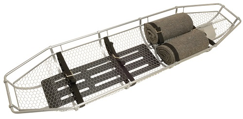 lightweight basket type stretcher