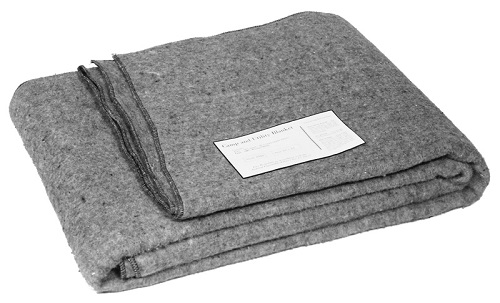 first aid blanket