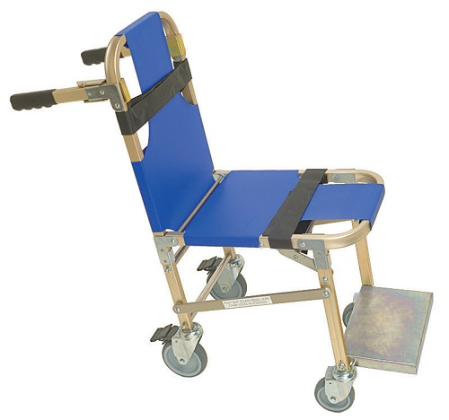 jsa800-con airline evacuation chair