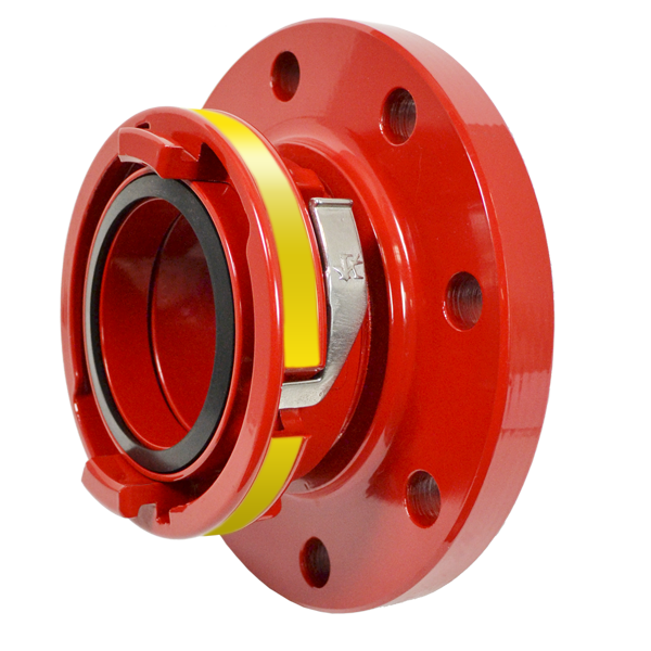 kochek fire storz flange connection