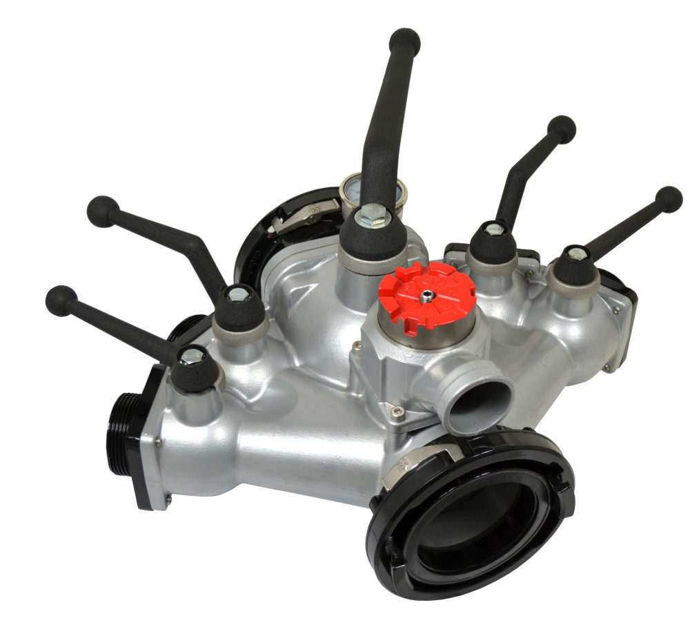 kochek fire 51k 5 way manifold