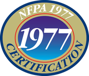 nfpa 1977 certified