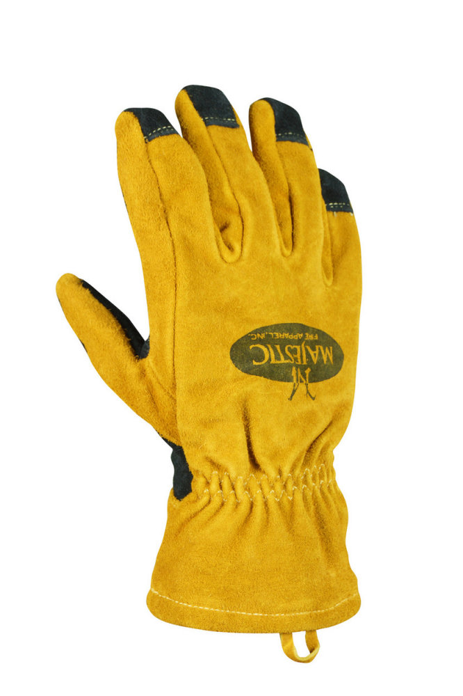 majestic fire mfa82 fire fighting glove
