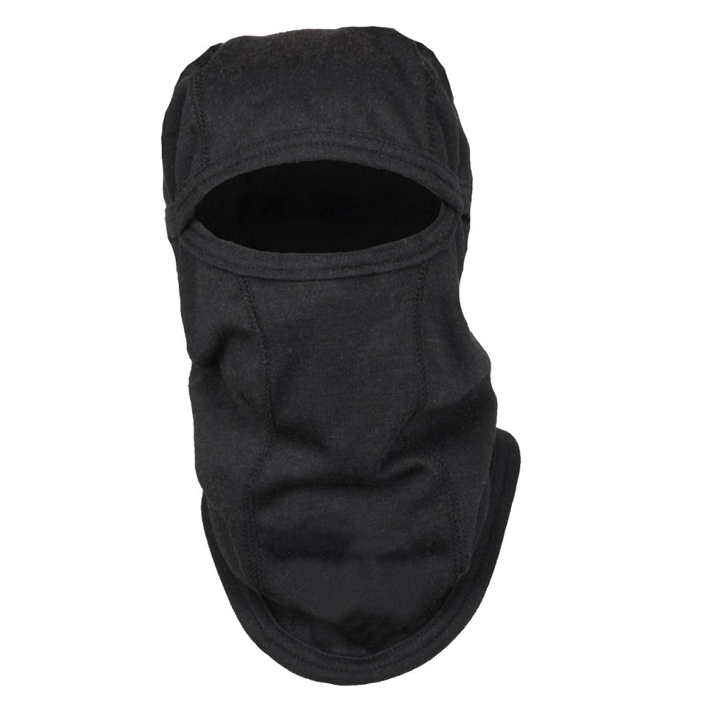 majestic fire INT C6 BLK PW 360-2-18-2WH tactical hood