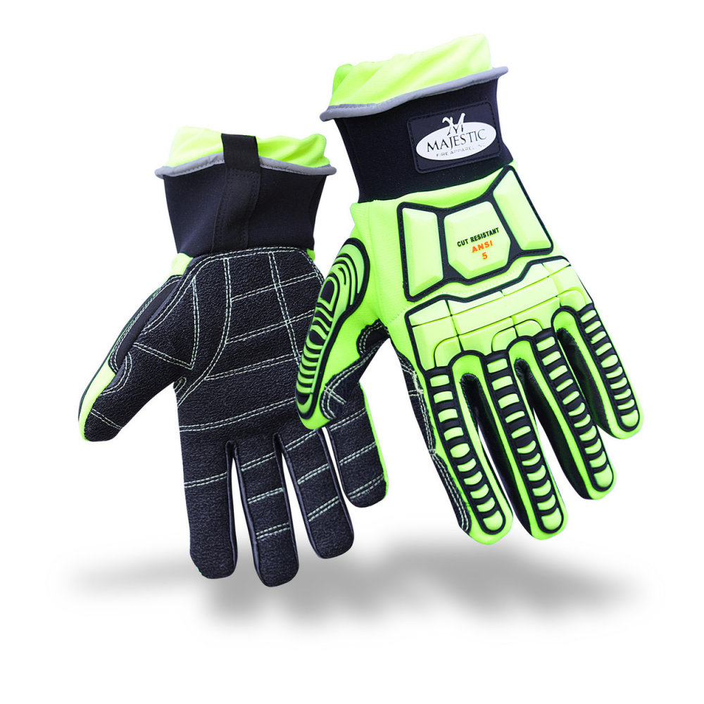 majestic fire mfa16 extrication gloves