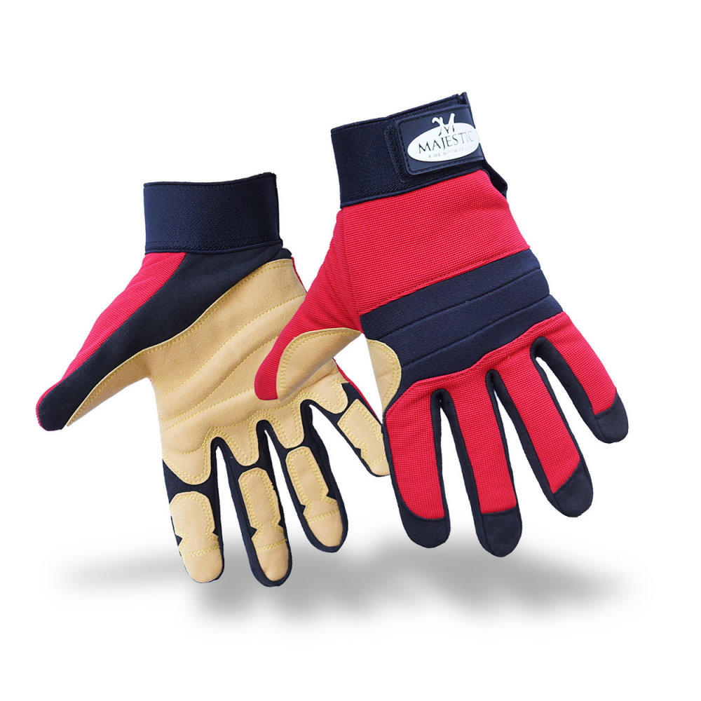 majestic fire mfa70 rope rescue glove