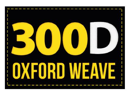 300D Oxford Weave fabric
