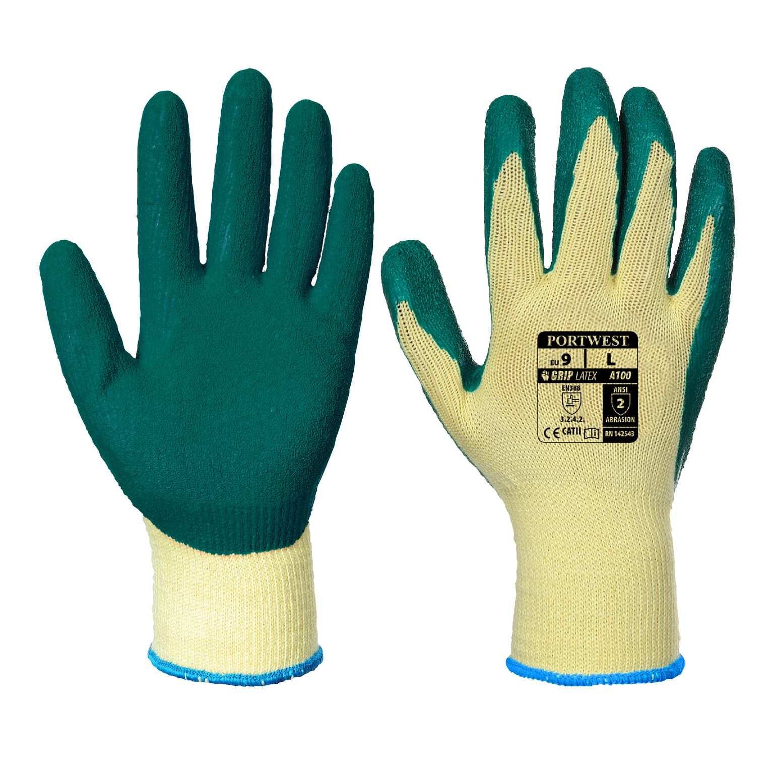 portwest a100 grip gloves