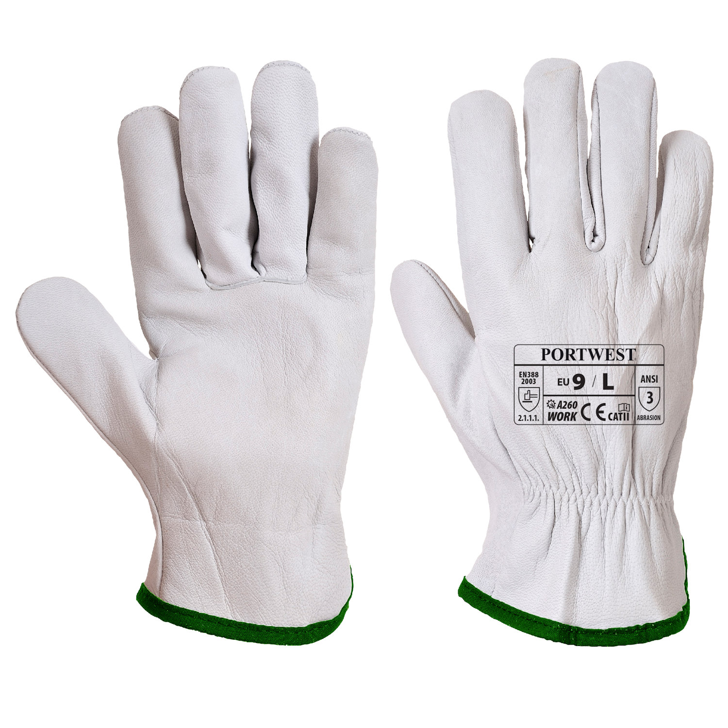 A260 driver gloves