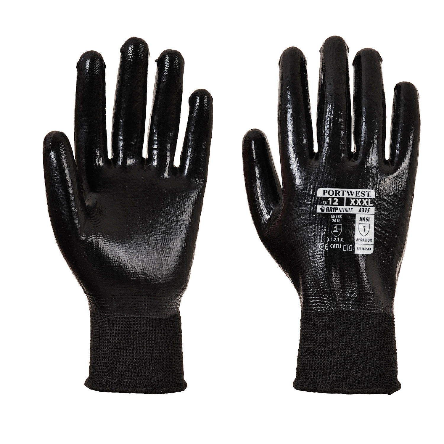 portwest a315 gloves