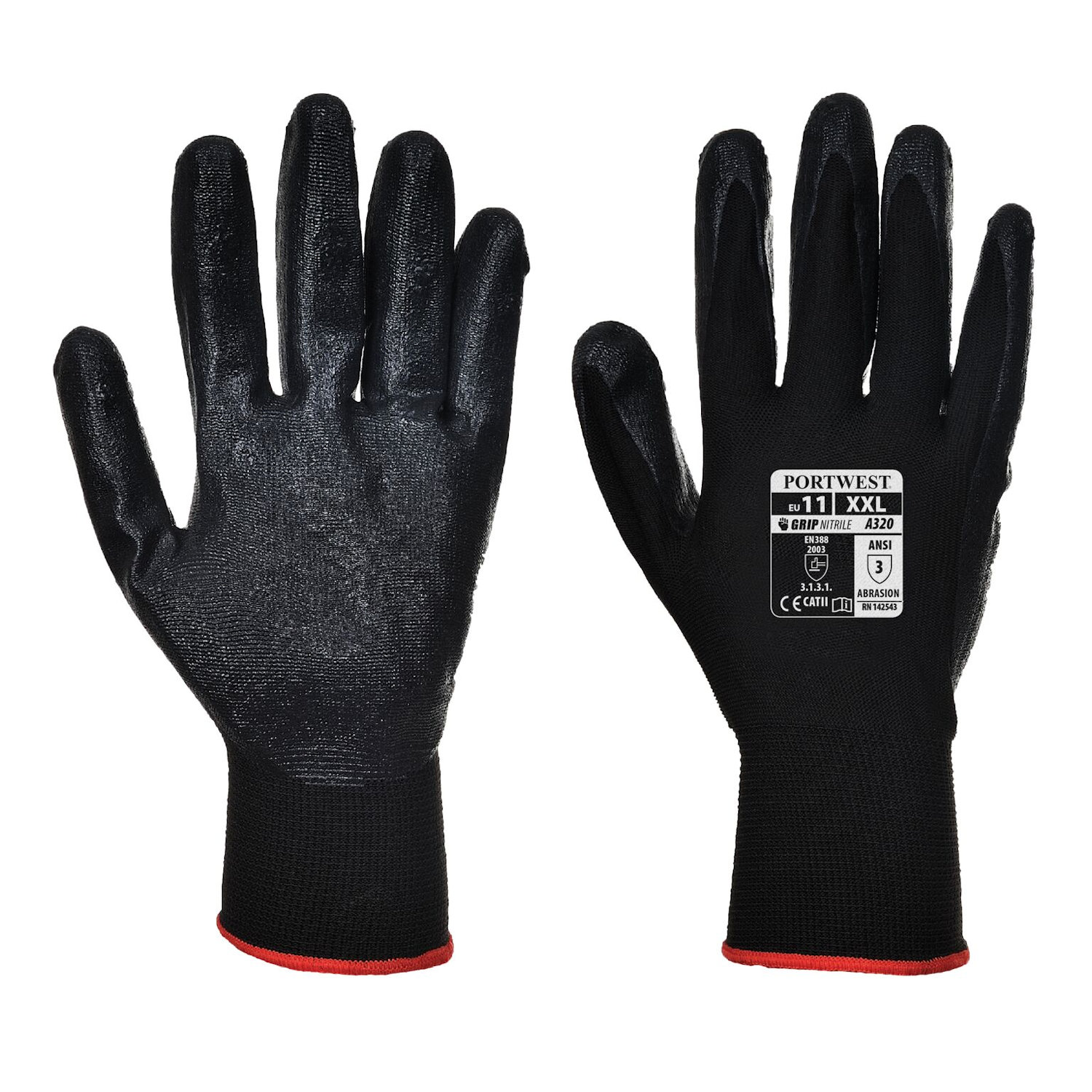 portwest a310 gloves