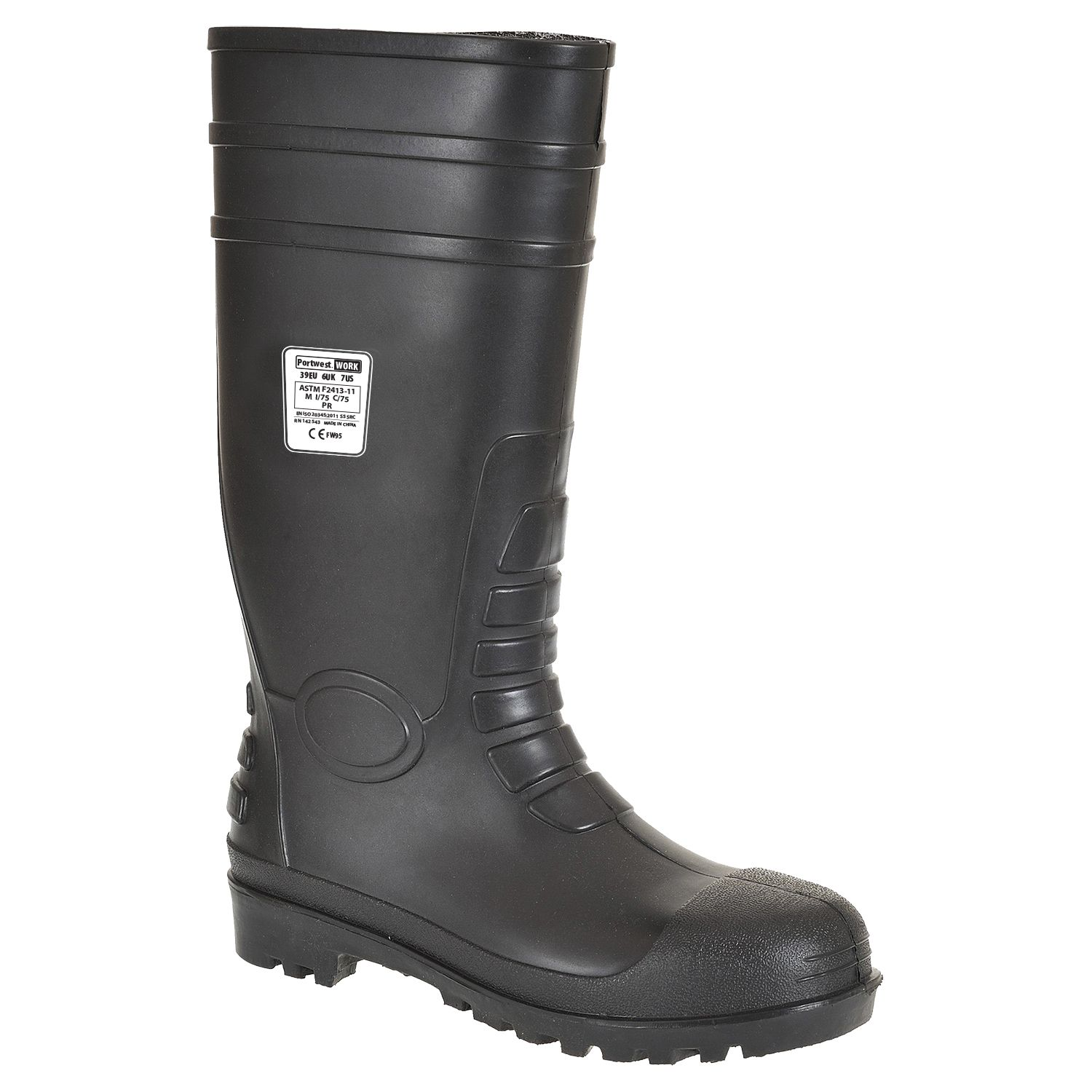 Portwest FW95 Total Safety PVC Boots