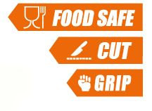 food safe Cut and grip