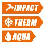 Impact Thermal waterproof