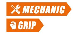 mechanics glove great grip