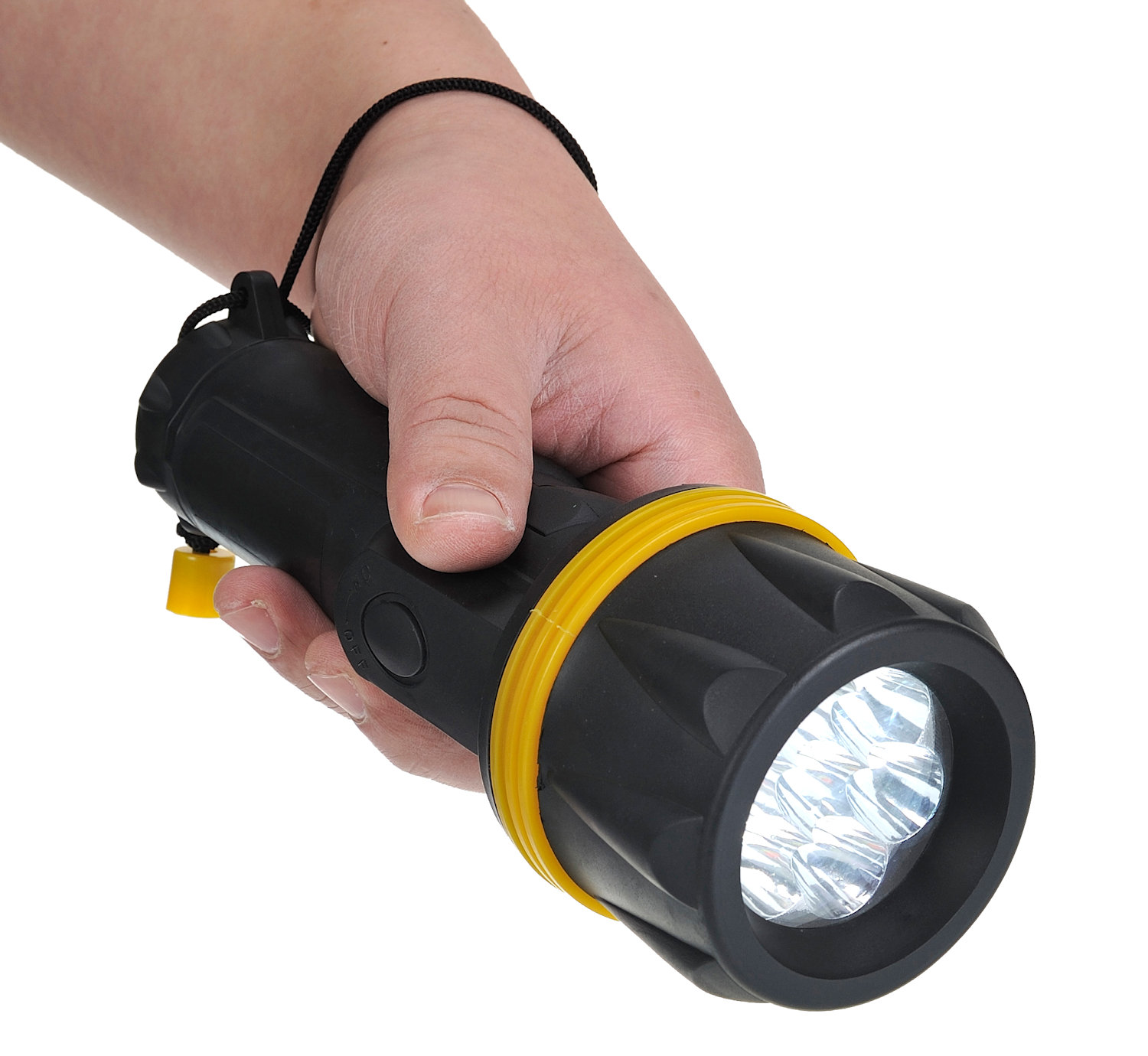 Portwest PA60 flashlight