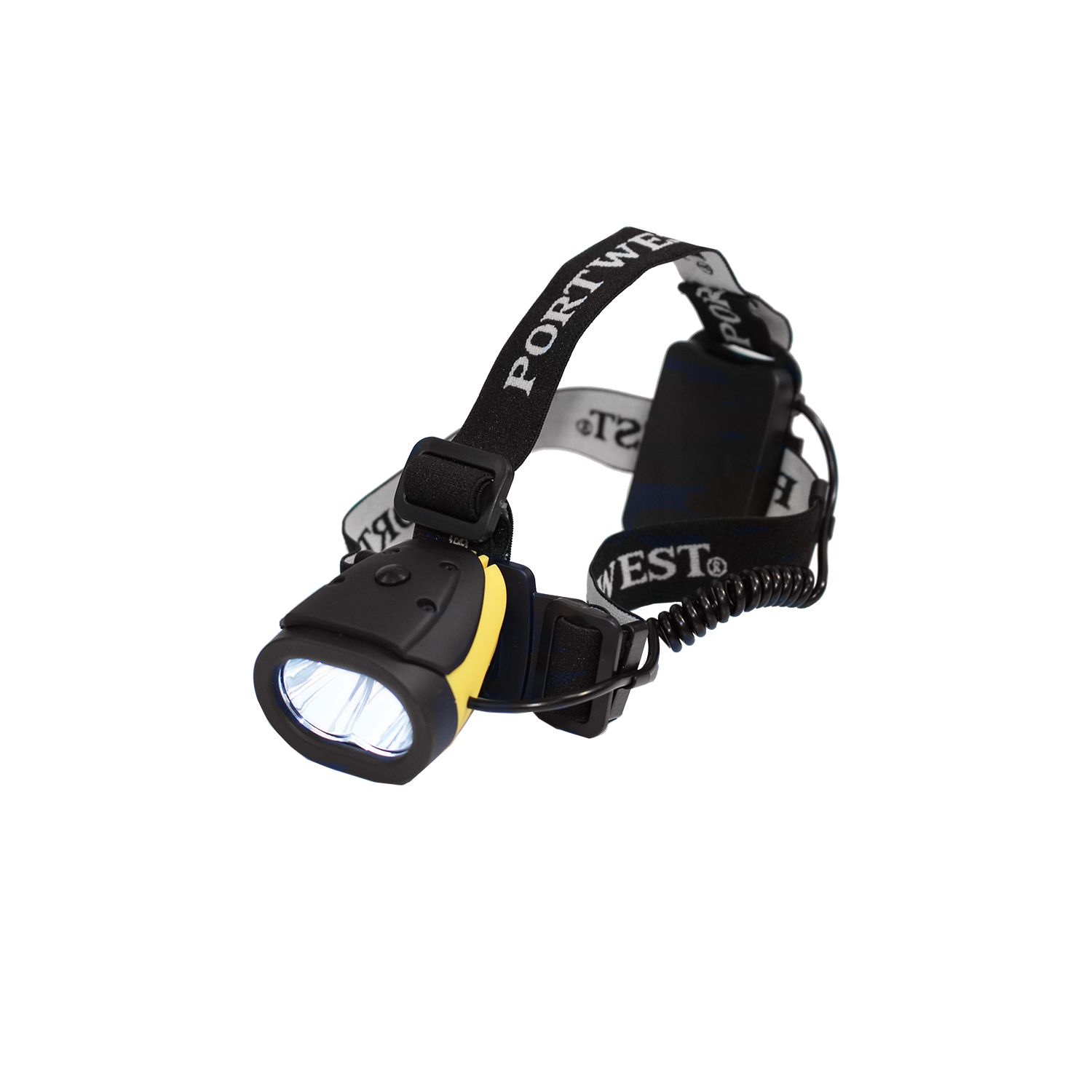 portwest PA63 Dual Power Head Light