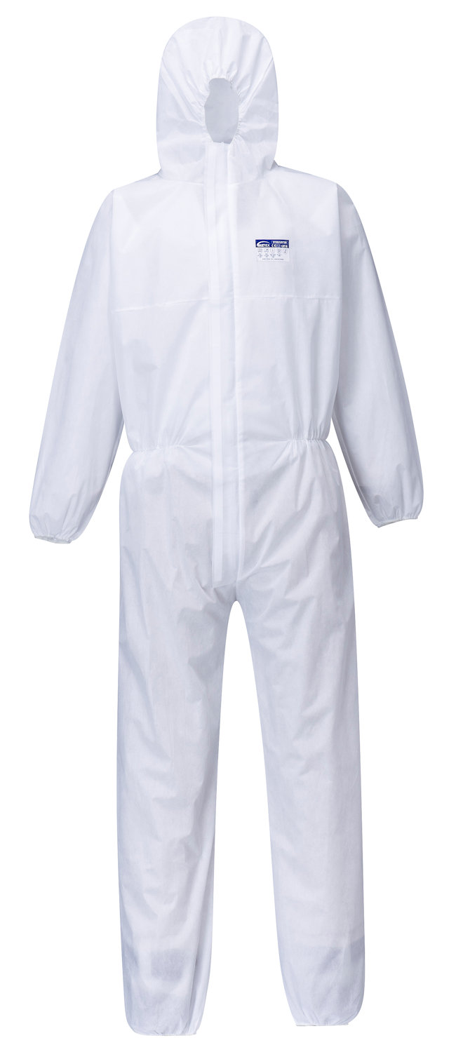 portwest st30 biztex sms coverall