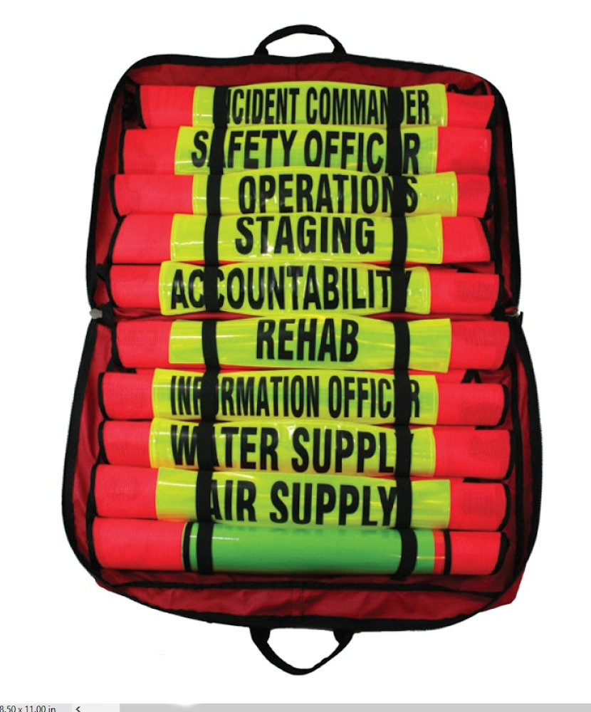 022-3 incident command vests