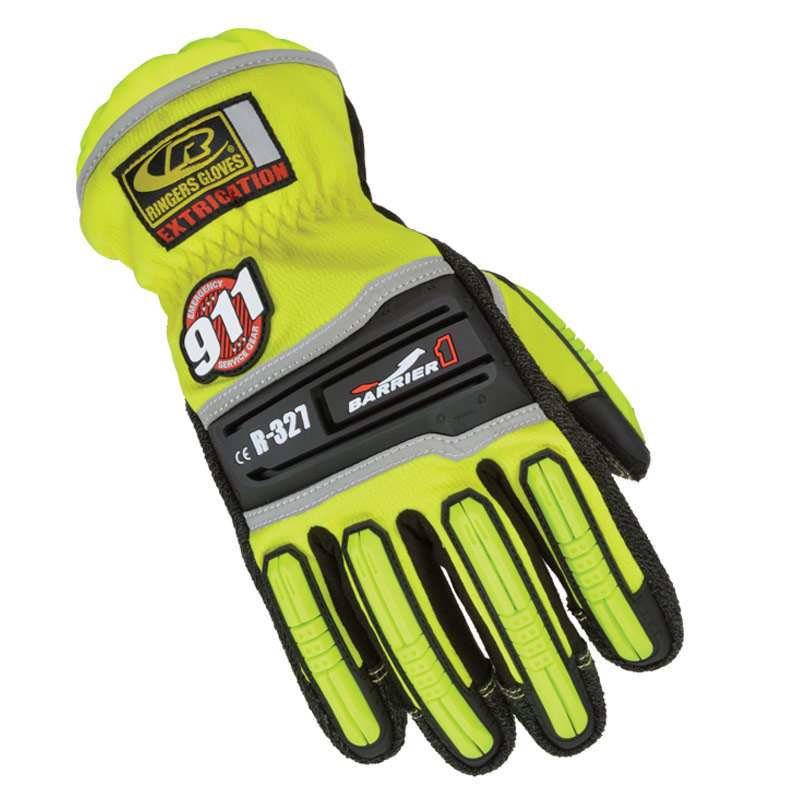 327 ringers barrier one gloves