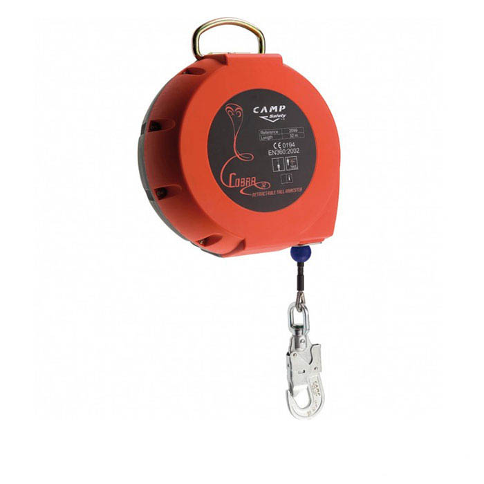 2099 camp safety cobra 32 fall arrester