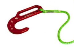 Personal Escape Rope w Anchor Hook