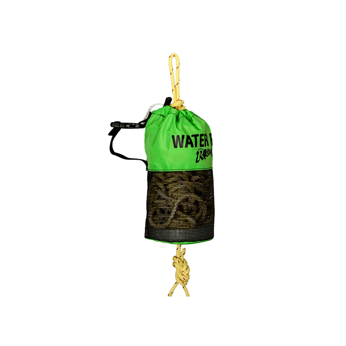 trident series rope throw bag