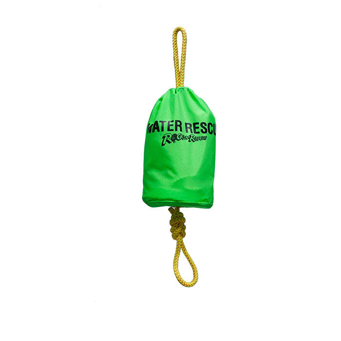 trident rope throw bag