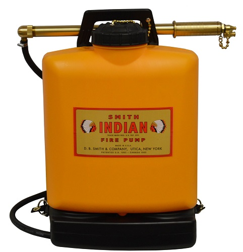 poly indian fire pump