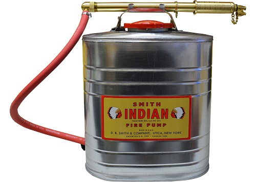 stainless steel indian fire pump