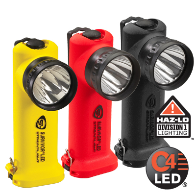 streamlight survivor lights