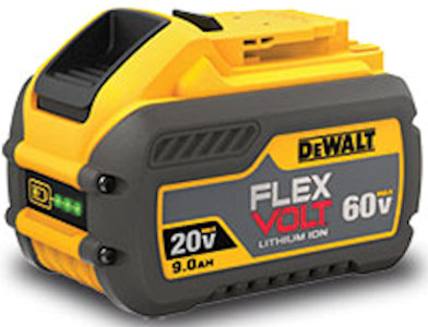 dewalt 9.0 battery